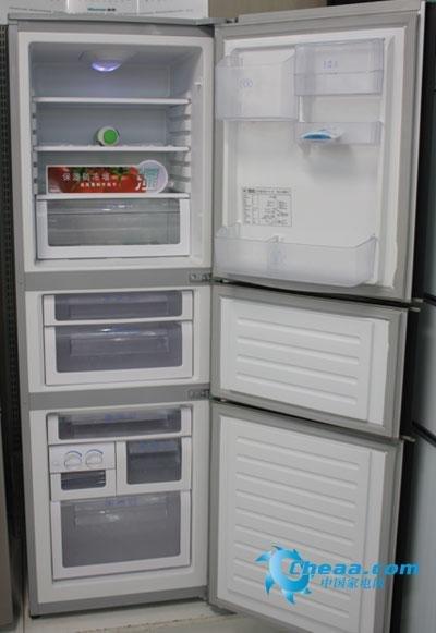 海信BCD-212VBP三门冰箱-国产三开门冰箱推荐 中高端产品发展快