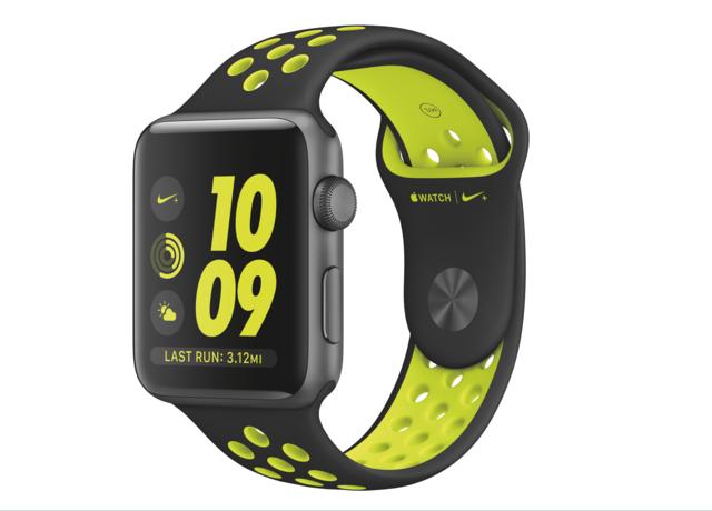 耐克版苹果手表来了 10月28日首次推出