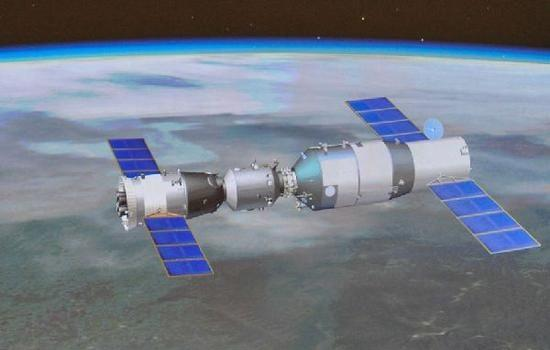 外媒称中国空间站2022年运行