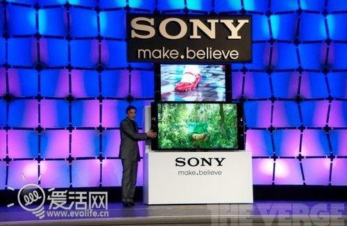 索尼发布新款4K电视与4K播放器 产业链初具雏形