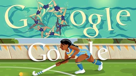 谷歌涂鸦幕后团队揭秘