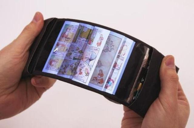 三星申请新专利 或将打造可折叠智能手机