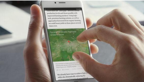 Facebook 聊天应用越来越像微信,现在还有新闻公众号了
