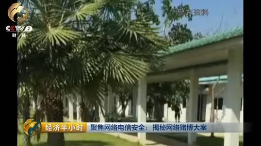央视曝光网络赌博内幕:一旦入套血本无归
