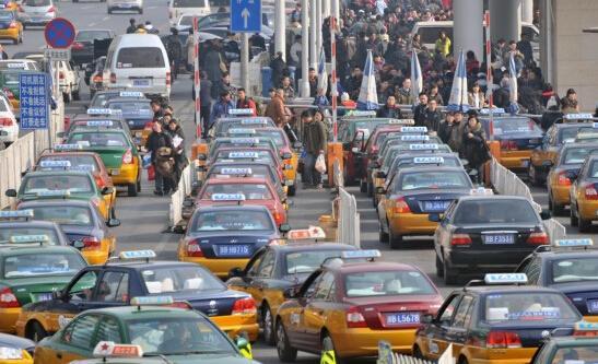 出租车改革重在打破利益藩篱