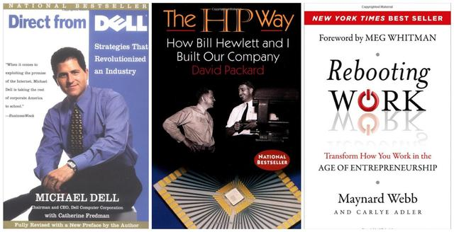 荐书派|这15本由科技CEO亲自撰写的书籍值得一读