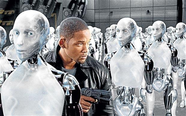三分之一英国人担心自己工作会被机器人取代