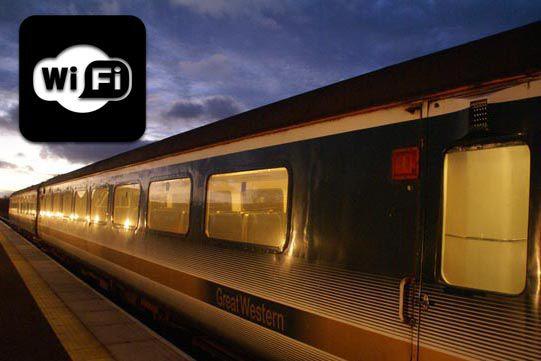 火车免费WiFi预计4月底开通 高铁动车暂无缘