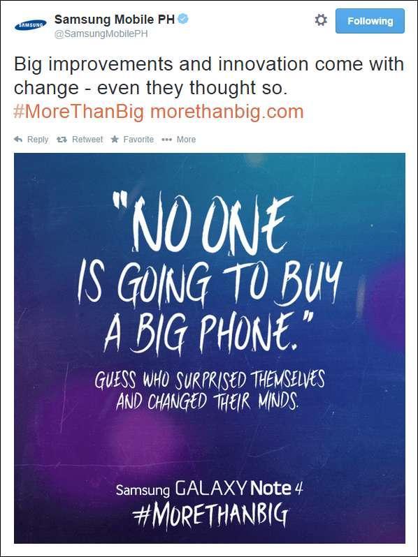 刚在戛纳拿到年度广告主奖的三星,告诉你为什么动不动黑苹果
