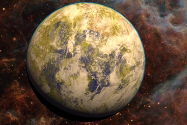 天文学家在距离地球16光年处发现类地行星