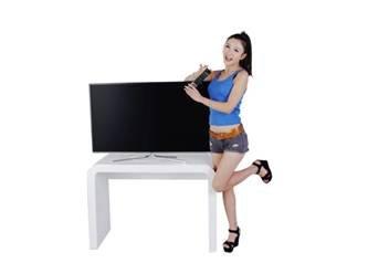 惊雷2013贺长虹U-MAX客厅电视全球首发