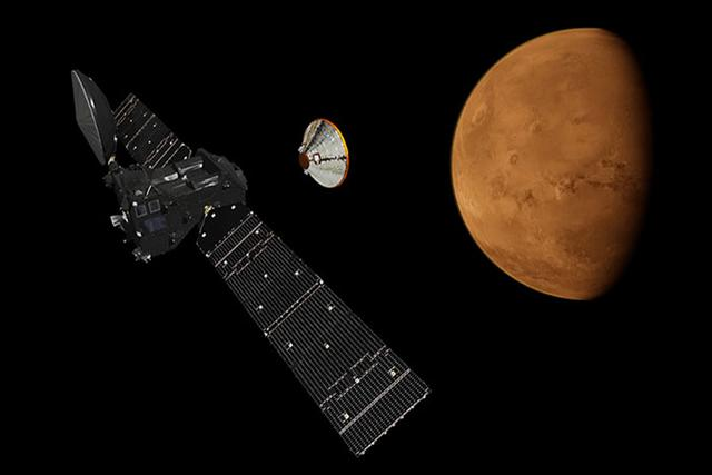 压力表故障 欧空局ExoMars火星任务被推迟