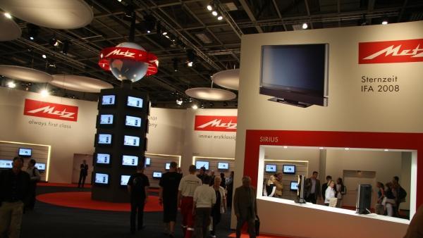 创维收购德国破产电视机厂商Metz