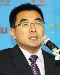 天华世纪传媒总经理杨波