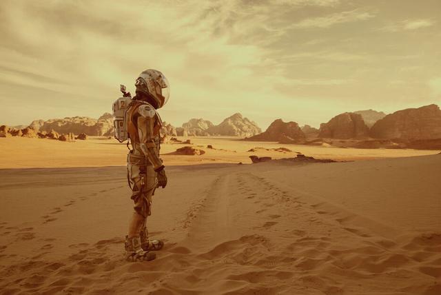 宇宙辐射恐致登火星宇航员痴呆