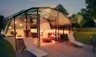 智能玻璃建造的未来住宅