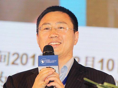 图文:凯斯网络CEO宋涛发表主题演讲
