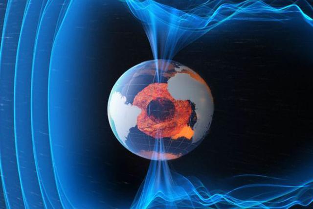地球磁极颠倒或将颠倒?西半球磁场减弱