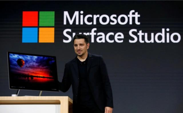 """微软苹果""""硬件战争""""升级 PC-MAC之战要重演?"""