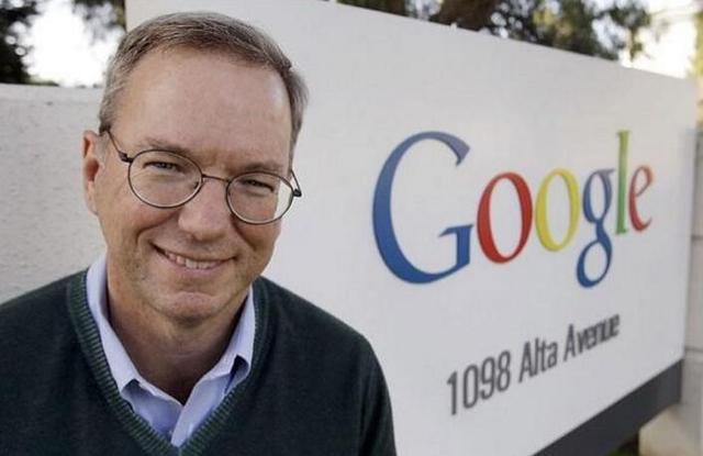谷歌施密特:机器人取代人类工作很自然