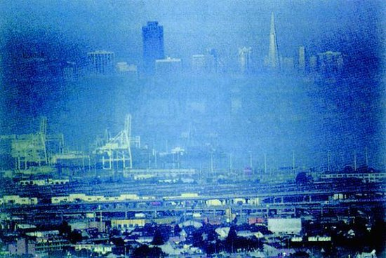 臭氧层空洞增加城市光化学烟雾