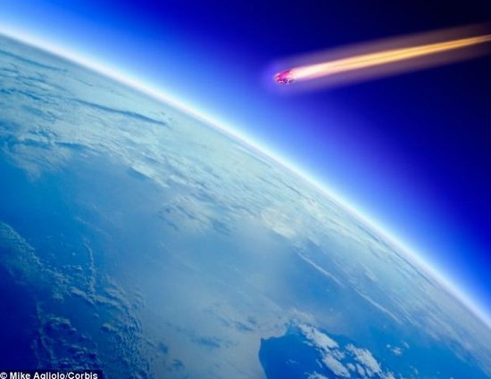 克洛维斯人或在1.2万年前彗星撞击地球中灭绝