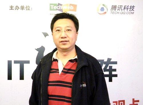 活力天汇CEO王江:SBS是移动互联网发展趋势