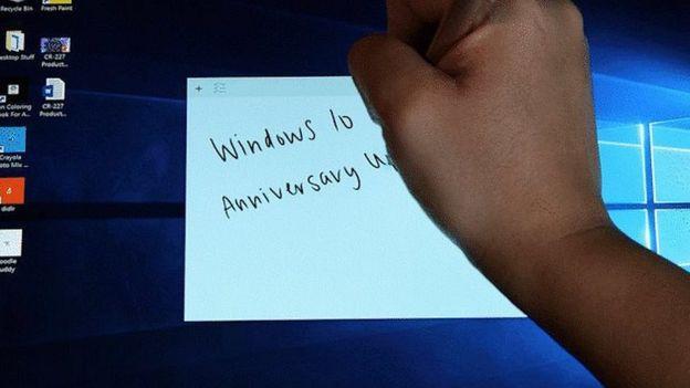 微软拟推出Win10周年升级程序:包含大量新功能
