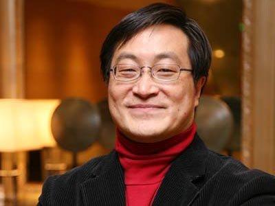 天际网创始人兼CEO林廷翰(林峰)