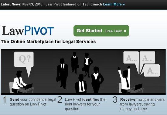 法律咨询问答网站LawPivot:问答保密