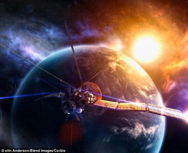"""科学家声称地球被""""暗物质""""晕包围"""