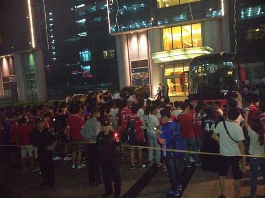 曼联曼城北京之战意外泡汤,运营方乐视体育遭球迷质疑