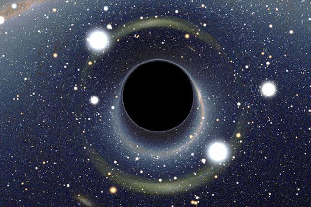 我们宇宙可能处于高维时空的黑洞中