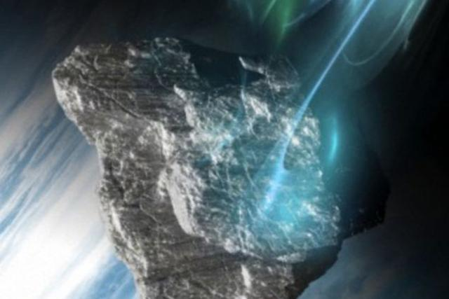 航空母舰大小的小行星昨日惊险擦过地球