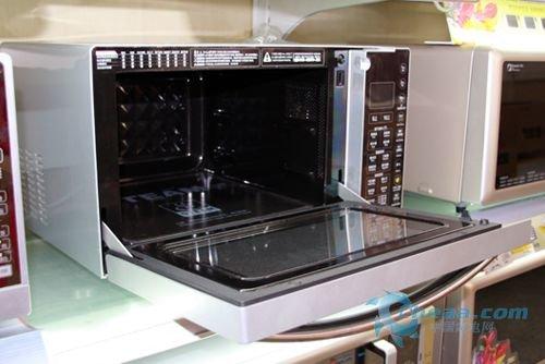 美的蒸立方微波炉EG923KX1-NSH仅1799元