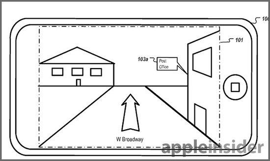 """专利申请暗示苹果正在开发""""街景""""地图技术"""