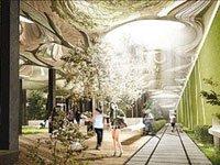曼哈顿拟建地下绿洲世外桃源