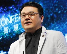 腾讯网络媒体事业群总裁,集团高级执行副总裁刘胜义