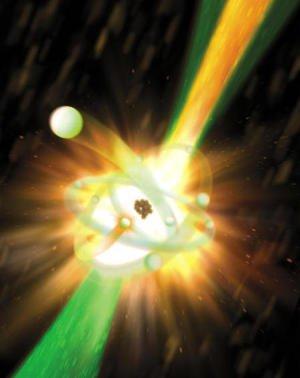 世界上波长最短、最纯的X射线激光