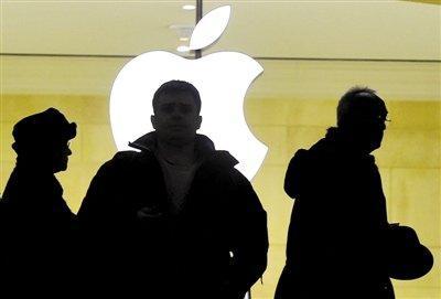 第一季度苹果股价助推对冲基金业绩