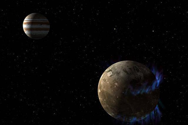哈勃望远镜发现木卫三冰下海洋:深度10万米