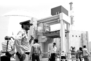 电脑战争爆发轰瘫伊朗核电站