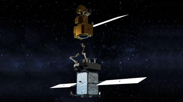 NASA意欲打造太空奶妈 让卫星延长工作寿命