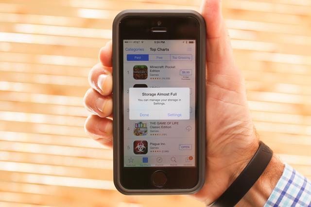 为何苹果手机入门级容量只有16GB?