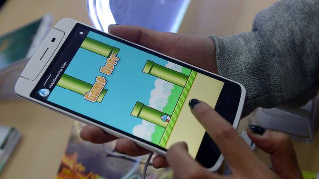 开发者称Flappy Bird不会归来 因令人沉迷
