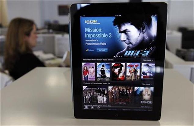 亚马逊周四将召开发布会 否认推免费视频服务