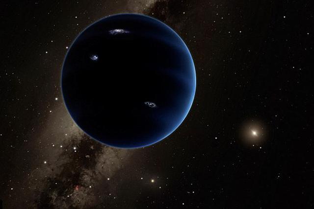 科学家缩小第九大行星可能存在的轨道位置