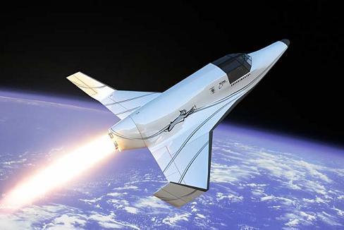 太空旅游在国内起步 未来或成全球最大市场