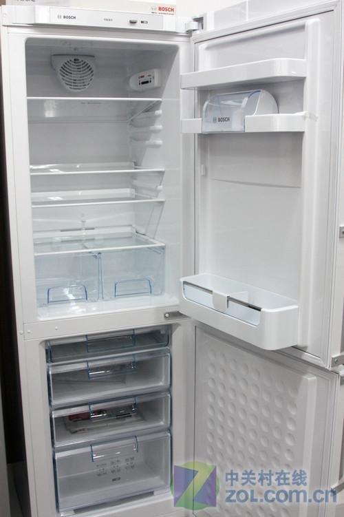 冰柜的内部结构