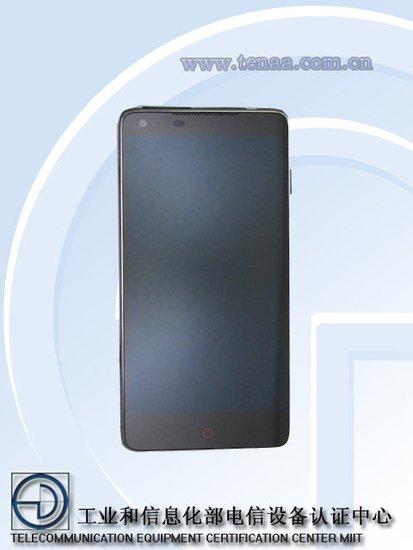 中兴Nubia Z5电信版真机亮相 酷似魅族MX2